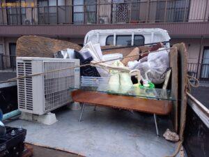 【船橋市】トラックパックでの出張不用品回収・処分ご依頼