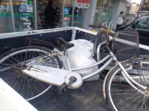 【世田谷区中町】自転車や家電などの出張不用品回収・処分ご依頼