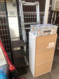 【下関市後田町】家具・家電などの出張不用品回収・処分ご依頼