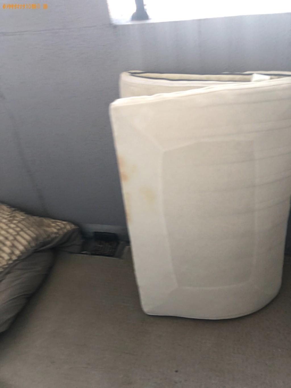 【京都市伏見区】布団・毛布の出張不用品回収・処分ご依頼