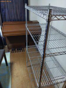 【堺市北区】家具、エレクトーンなどの出張不用品回収・処分ご依頼