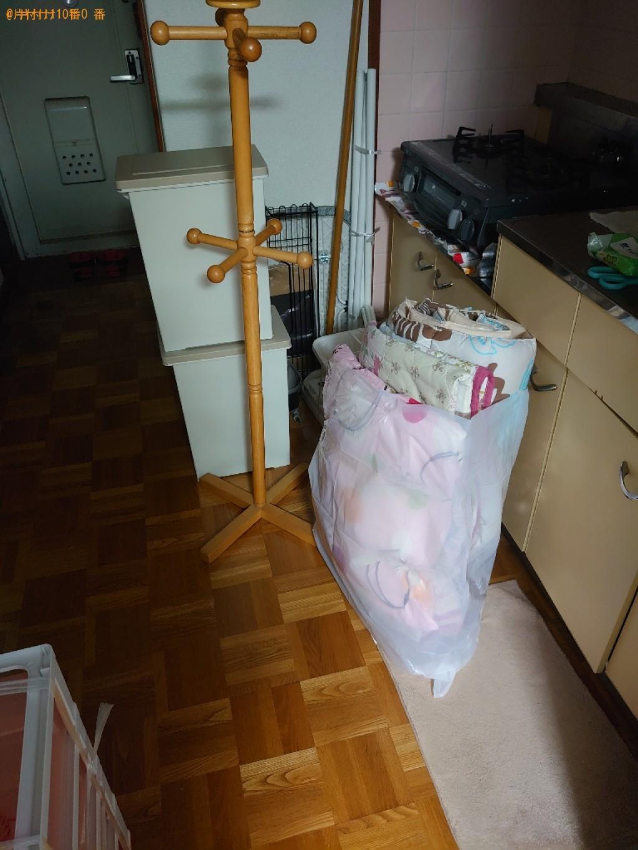 【松山市高砂町】トラックパックでの出張不用品回収・処分ご依頼