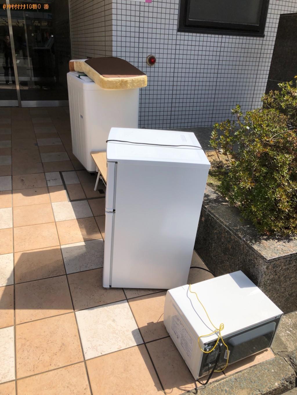 【福岡市博多区】家具・家電などの出張不用品回収・処分ご依頼