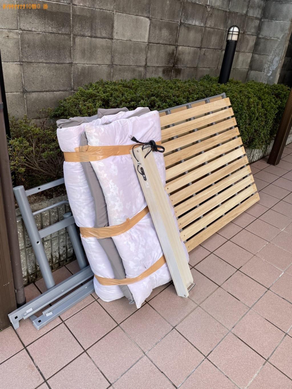 【京都市伏見区】家具の出張不用品回収・処分ご依頼 お客様の声