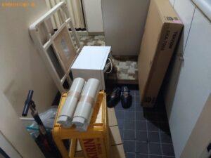 【奈良市三条町】家電などの出張不用品回収・処分ご依頼 お客様の声