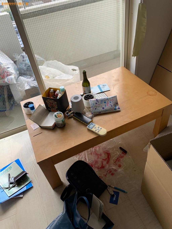 【鳥取市湖山町】家具などの出張不用品回収・処分ご依頼 お客様の声