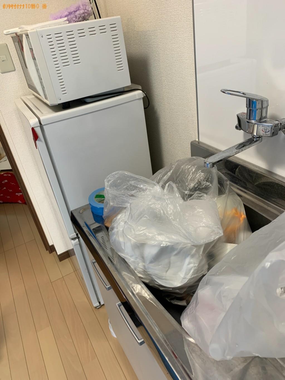 【鳥取市寿町】家電などの出張不用品回収・処分ご依頼 お客様の声