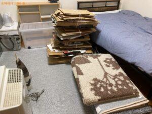 【一関市千厩町】家具などの出張不用品回収・処分ご依頼 お客様の声