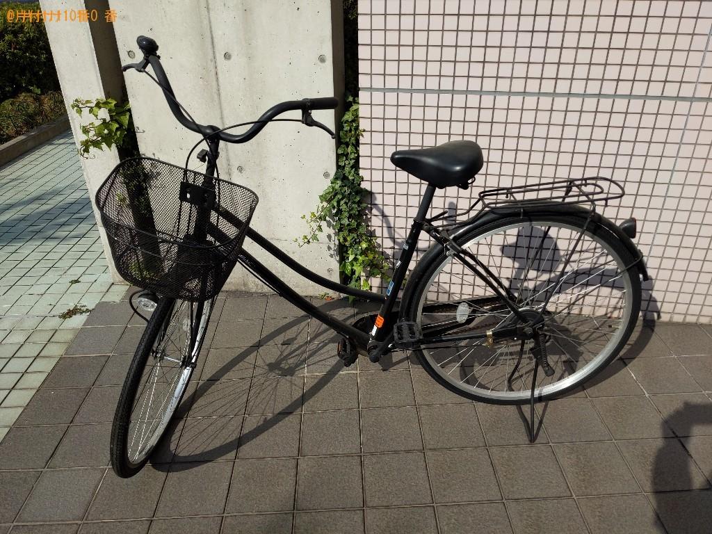 【摂津市】自転車の出張不用品回収・処分ご依頼 お客様の声