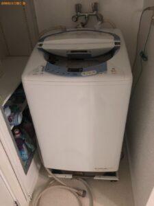 【大津市清風町】洗濯機の出張不用品回収・処分ご依頼 お客様の声
