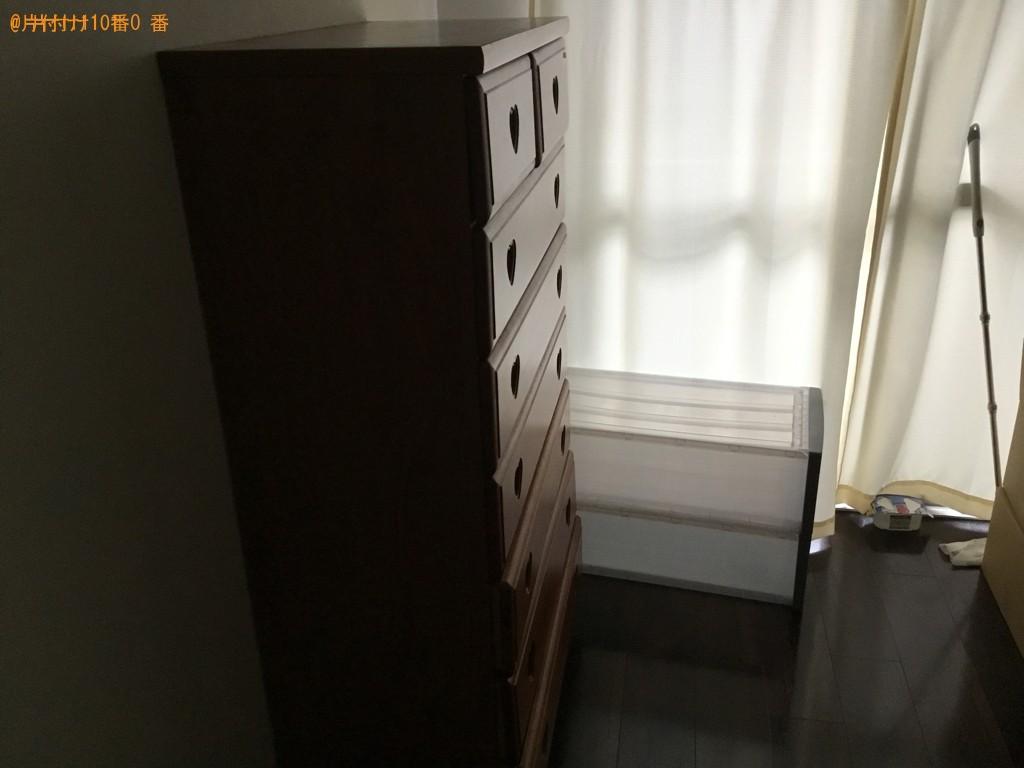【神戸市垂水区】家具の出張不用品回収・処分ご依頼 お客様の声