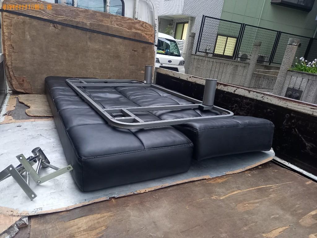 【川崎市中原区】ソファーの出張不用品回収・処分ご依頼 お客様の声