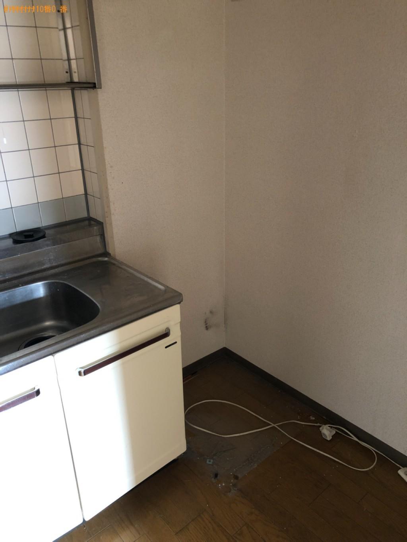【京都市右京区】171L以上冷蔵庫の出張不用品回収・処分ご依頼