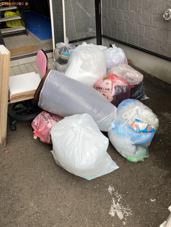 【石狩市】家具などの出張不用品回収・処分ご依頼 お客様の声