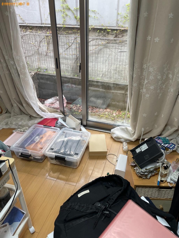 【京都市伏見区】家具などの出張不用品回収・処分ご依頼 お客様の声