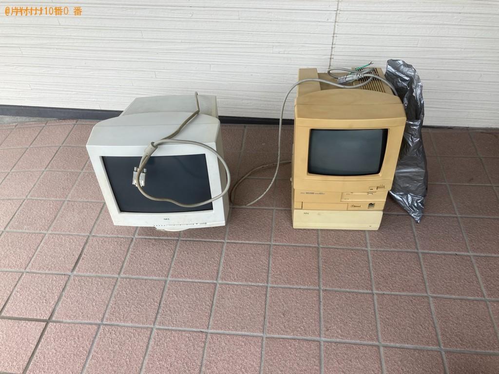 【一関市】PCなどの出張不用品回収・処分ご依頼 お客様の声