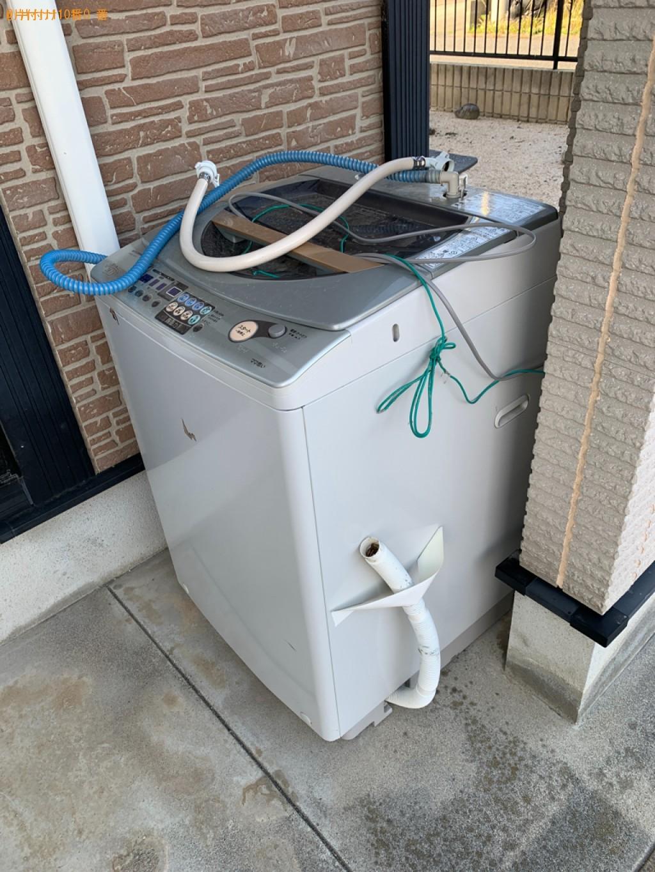 【境港市】洗濯機の出張不用品回収・処分ご依頼 お客様の声