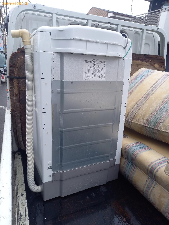 【練馬区】洗濯機の出張不用品回収・処分ご依頼 お客様の声