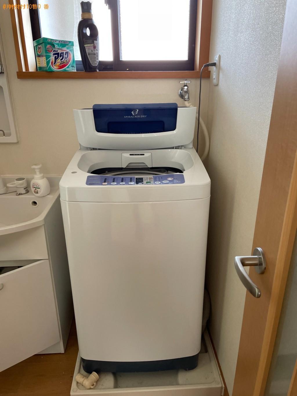 【白山市西柏町】洗濯機の出張不用品回収・処分ご依頼 お客様の声