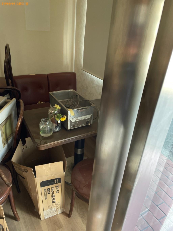 【八幡市】トラックパックでの出張不用品回収・処分ご依頼