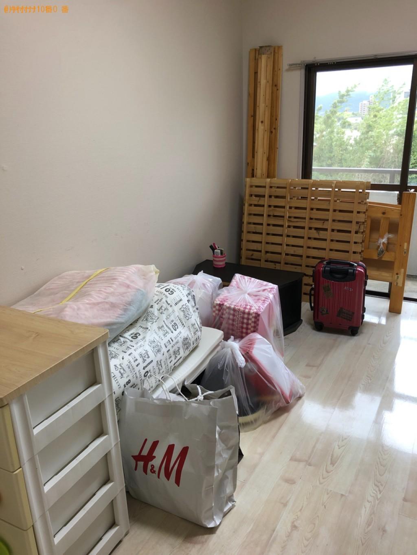 【北九州市八幡西区】袋に入った物などの出張不用品回収・処分ご依頼