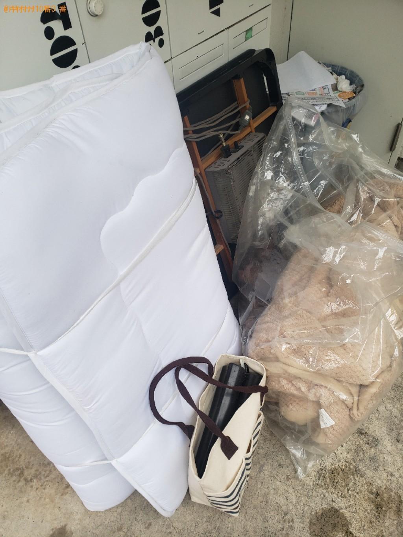 【仙台市若林区】こたつ・マットレス等の出張不用品回収・処分ご依頼
