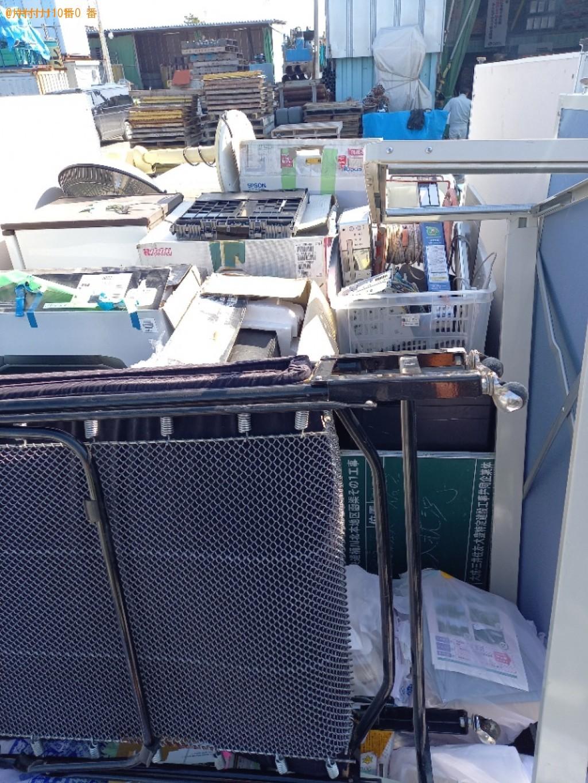 【市川市】工場の機械などの出張不用品回収・処分ご依頼 お客様の声