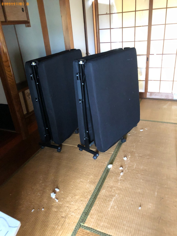 【北九州市若松区】2tトラ一杯以内の出張不用品回収・処分ご依頼