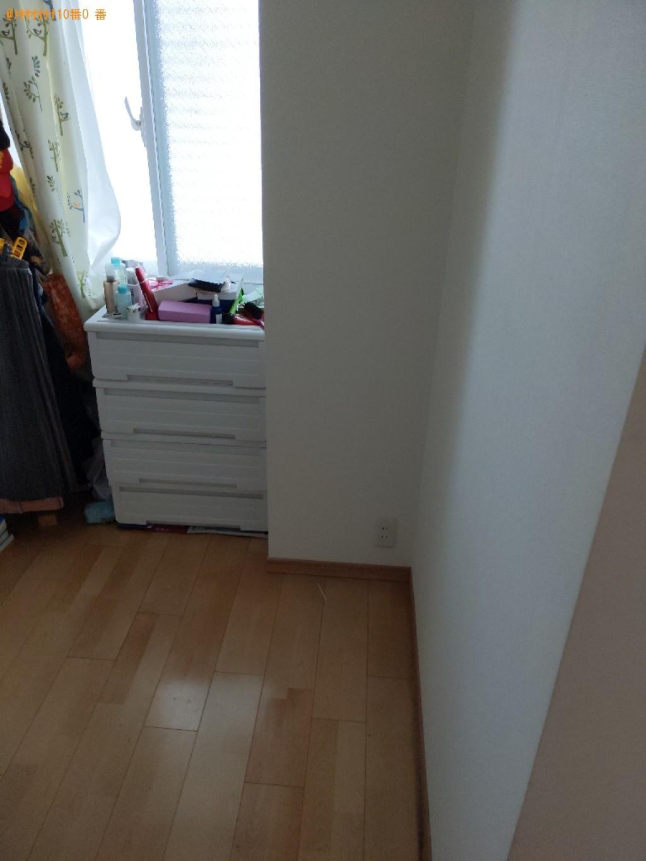 【堺市北区】学習机の出張不用品回収・処分ご依頼 お客様の声