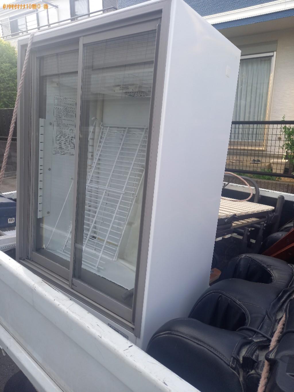 【横浜市】業務用冷蔵庫の出張不用品回収・処分ご依頼 お客様の声