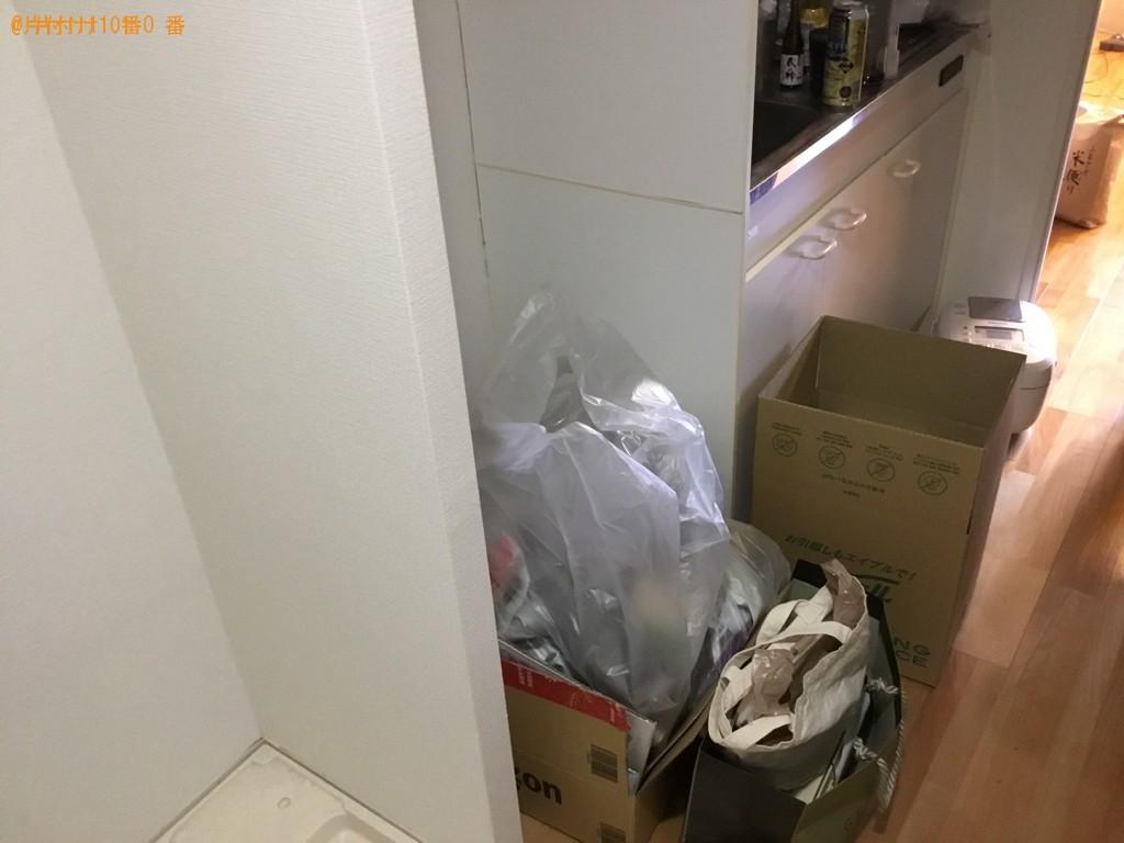 【大阪市北区】家電の出張不用品回収・処分ご依頼 お客様の声