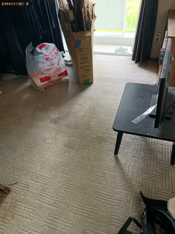 【福岡市早良区】家電などの出張不用品回収・処分ご依頼 お客様の声