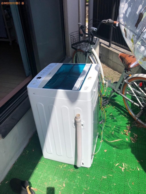 【裾野市】洗濯機の出張不用品回収・処分ご依頼 お客様の声