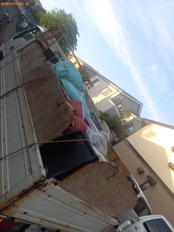【練馬区】家具などの出張不用品回収・処分ご依頼 お客様の声