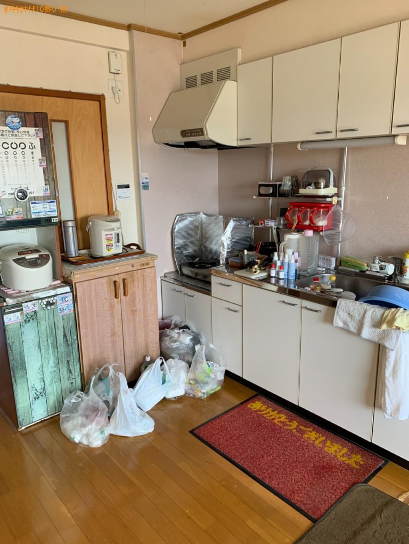 【宮崎市】トラックパックでの出張不用品回収・処分ご依頼
