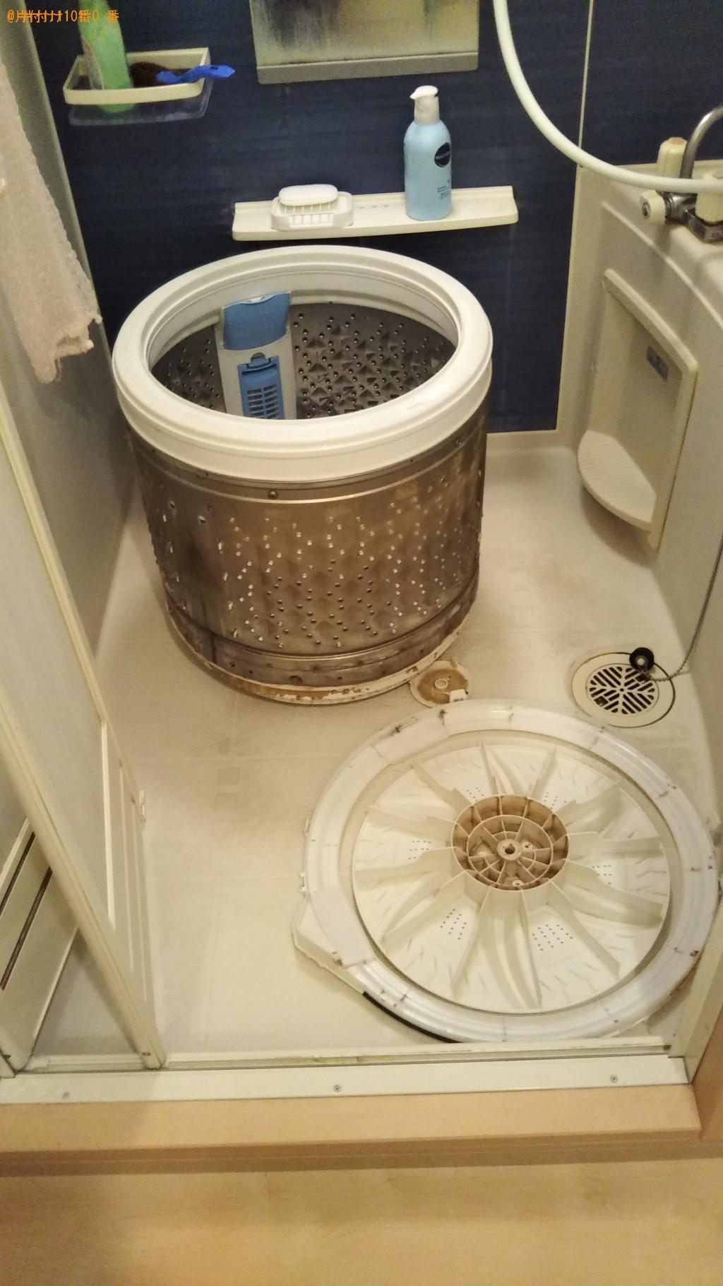 洗濯層クリーニング