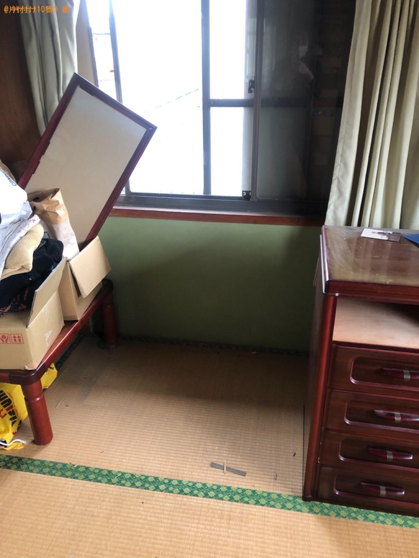 【北九州市小倉南区】家具などの出張不用品回収・処分ご依頼