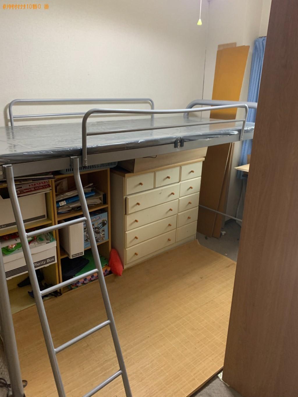 【神戸市北区】家具の出張不用品回収・処分ご依頼 お客様の声