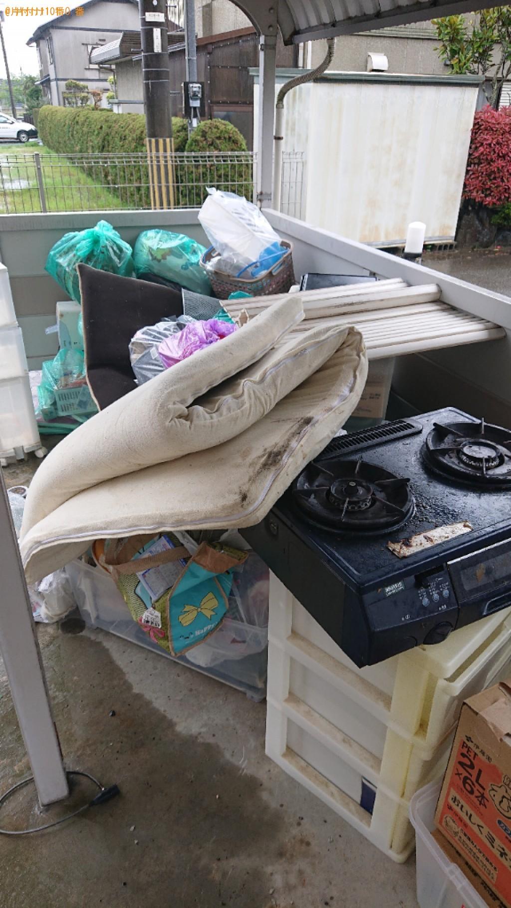 【大飯郡おおい町】トラックパックでの出張不用品回収・処分ご依頼