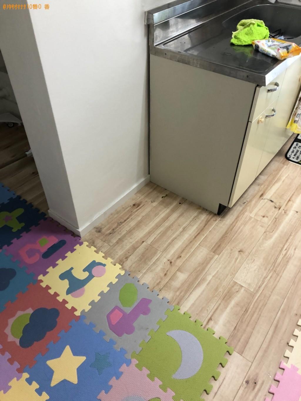 【防府市】170L未満冷蔵庫の出張不用品回収・処分ご依頼