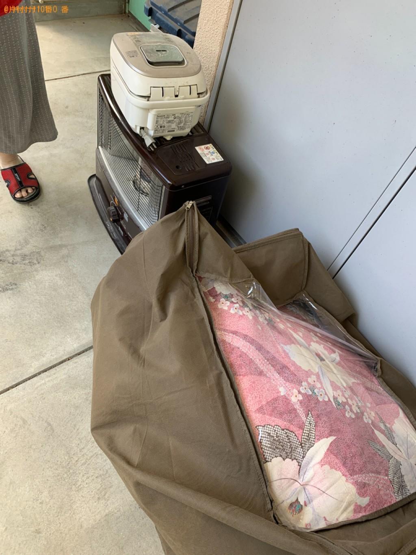 【福岡市早良区】布団などの出張不用品回収・処分ご依頼 お客様の声