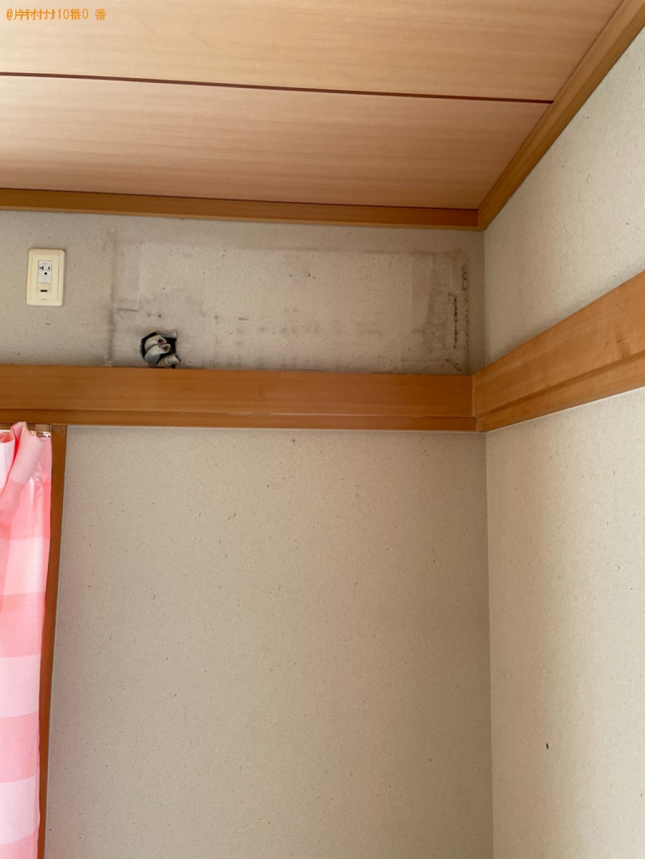 【守山市木浜町】家庭用エアコンなどの出張不用品回収・処分ご依頼