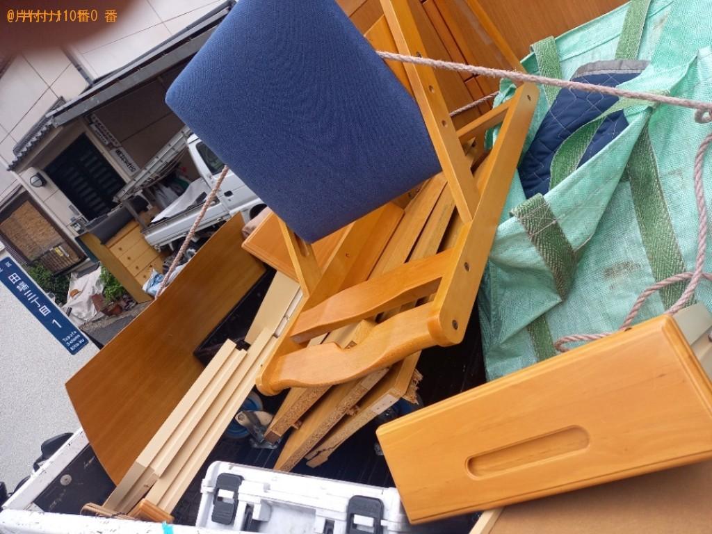 【北区】学習机の出張不用品回収・処分ご依頼 お客様の声