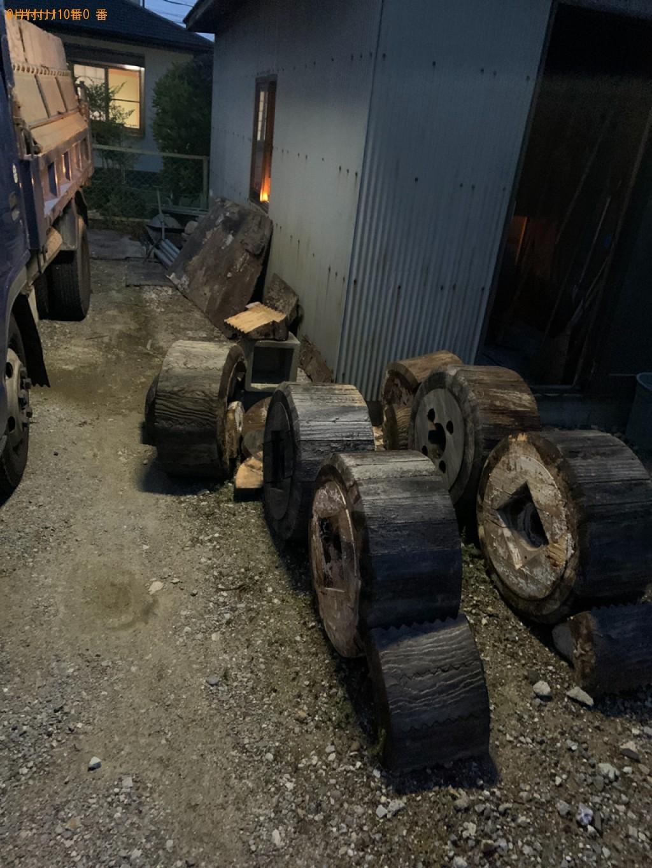 【堺市中区】トラックパックでの出張不用品回収・処分ご依頼