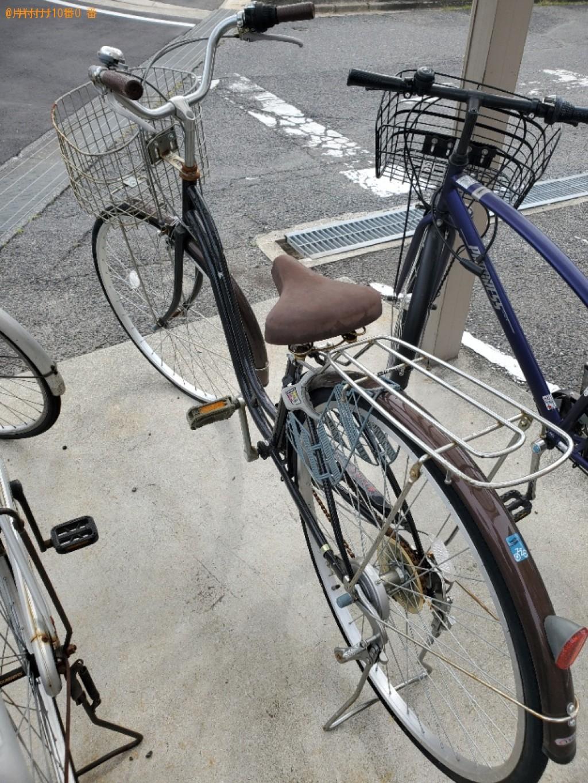 【玉野市】自転車の出張不用品回収・処分ご依頼 お客様の声