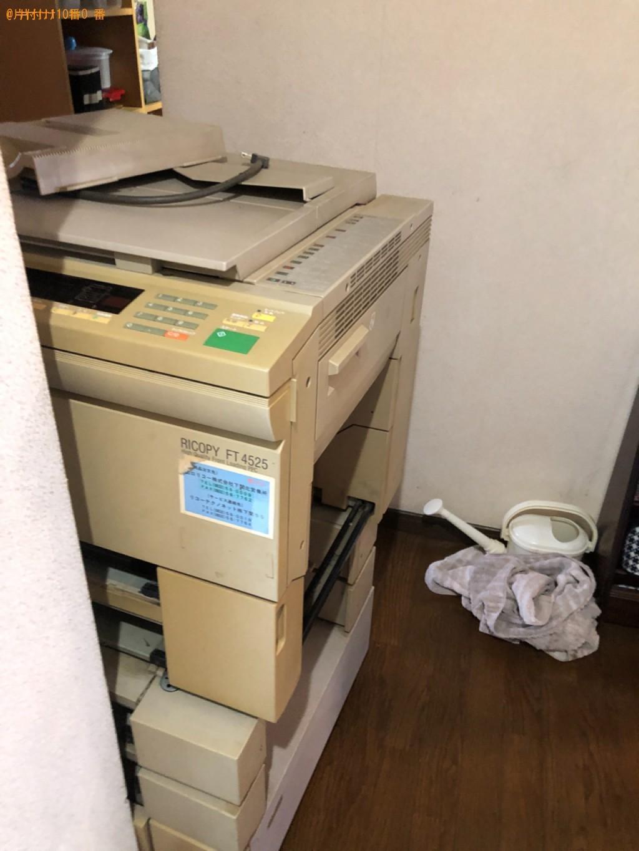 【下関市】電子ピアノの出張不用品回収・処分ご依頼 お客様の声