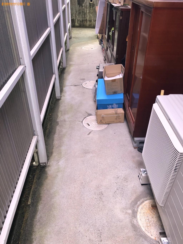 【大津市】家電などの出張不用品回収・処分ご依頼 お客様の声