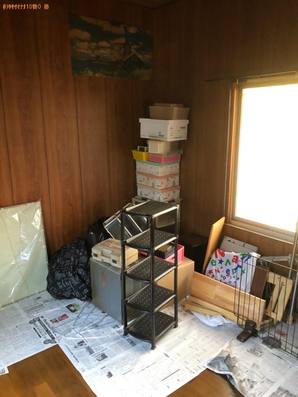 【北九州市門司区】トラックパックでの出張不用品回収・処分ご依頼