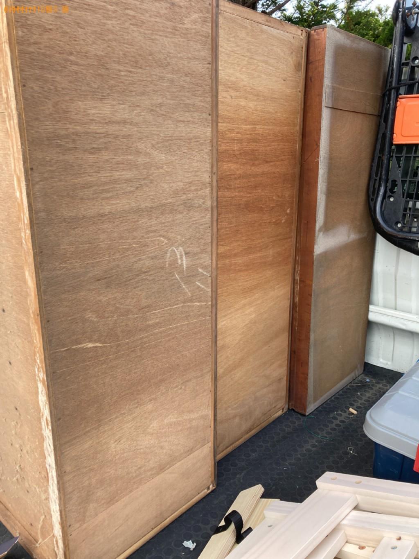 【札幌市北区】婚礼タンスの出張不用品回収・処分ご依頼 お客様の声