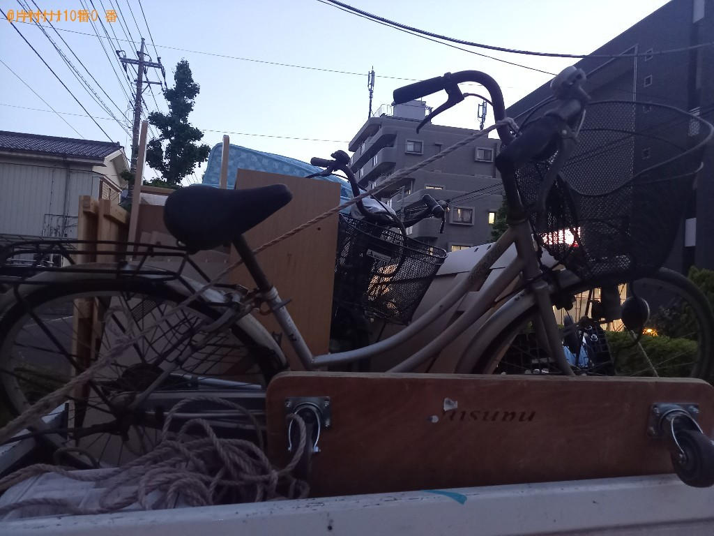 【川口市】自転車の出張不用品回収・処分ご依頼 お客様の声